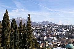 Merkur - Annaberg - Friedrichsbad Winter