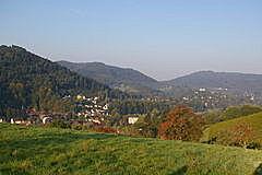Leisberg - Waldeneck - Fremersberg Kloster Lichtental - Quettig