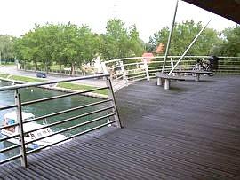 Strasbourg Canal de la Marne au Rhin