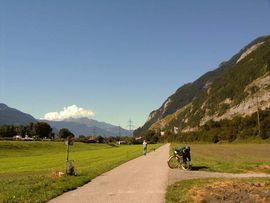 Guck mal rein: Chur - Surselva - Lukmanierpass -Leventina - Lago Maggiore