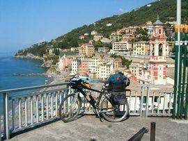 Guck mal rein: Riviera di Levante - Passo del Bracco - Val di Vara - La Spezia - Lerici