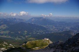 Watzmannhaus / Watzmann Hut Ramsau - Bischofswiesen - Strub - Berchtesgaden Hochthron