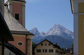 Berchtesgaden St. Andreas Watzfamily: -Frau -Kinder -Mann / -wife -kids -man