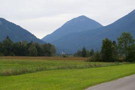 Estergebirge bei Eschenlohe Ester Mountains near Eschenlohe