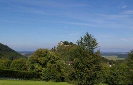 Ferrette (Pfirt, France) Hohenpfirt