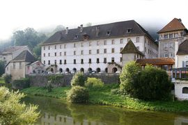 Saint-Hippolyte - Le Doubs Couvent des Ursulines