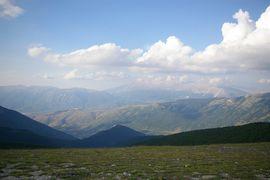 bei/near Monte Genzana Maiella
