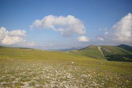 bei/near Monte Genzana