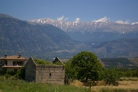 Valle Peligna Maiella - Montagne del Morrone Pacentro