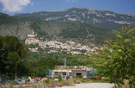 Montagne del Morrone Roccacasale