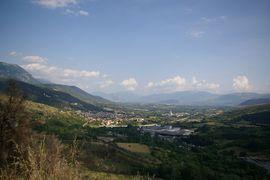 Valle Peligna Popoli Monti Marsicani - Monte Genzana