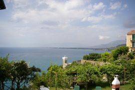 Agropoli Faro Punta Fortino Golfo di Salerno