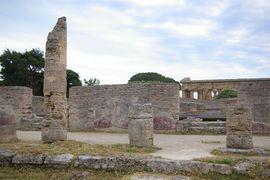 Paestum Teatro italico