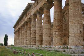 Paestum Tempio di Netturno