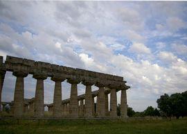 Paestum Tempio di Hera
