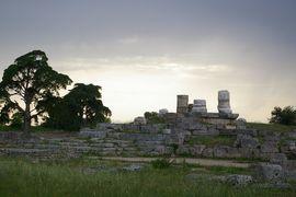 Paestum Tempio della pace