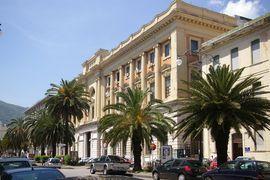 Salerno Palazzo di guistizia
