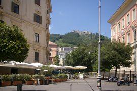 Salerno Castello di Arrechi
