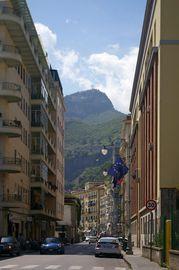 Salerno Monte San Liberatore