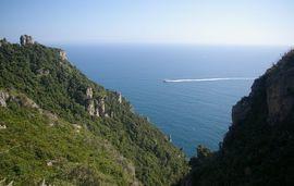bei/near Capo d'Orso