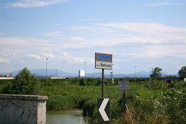 bei/near Cesenatico Fiume Rubicone