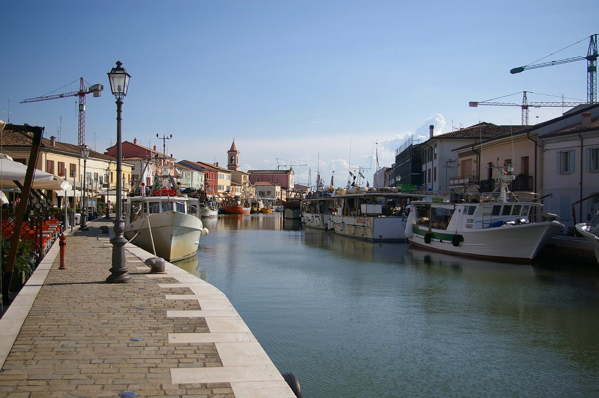 Cesenatico Porto Canale