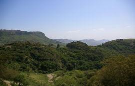 bei/near Enna