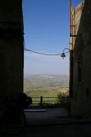 Leonforte von / viewed from Calascibetta