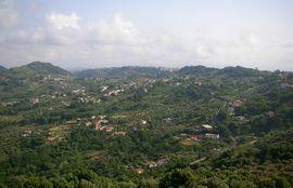 Sila bei/near Sant'Elia Catanzaro