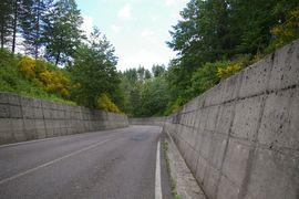 Sila-Schnellweg / Sila expressway