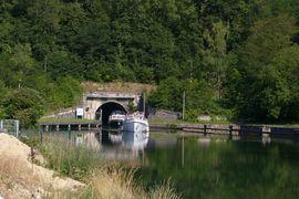 Canal de la Marne au Rhin souterrain de Foug
