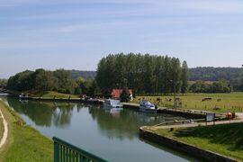 Canal de la Marne au Rhin Lay-St.-Remy (Lorraine)