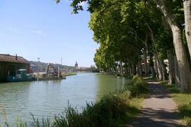 Canal de la Marne au Rhin Bar-le-Duc