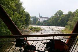 Chiemgau - Traunwalchen - Traun Schloss/Castle Pertenstein