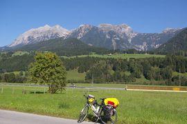Ennstal (Steiermark) bei Schladming  Enns Valley (Styria) near Schladming Dachstein - Scheichenspitze