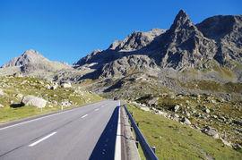 Pass dal Güglia bei/near La Veduta Piz Polaschin - Piz da las Coluonnas