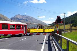Val Bernina - Suot - Piz Lagalp Bernina-Express