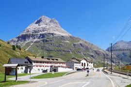 Val Bernina - Suot Piz Alv - Piz Lagalp (rechts/right)
