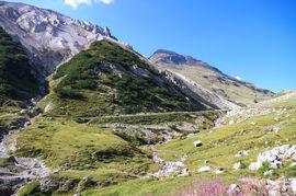 Forcola di Livigno Val Laguné