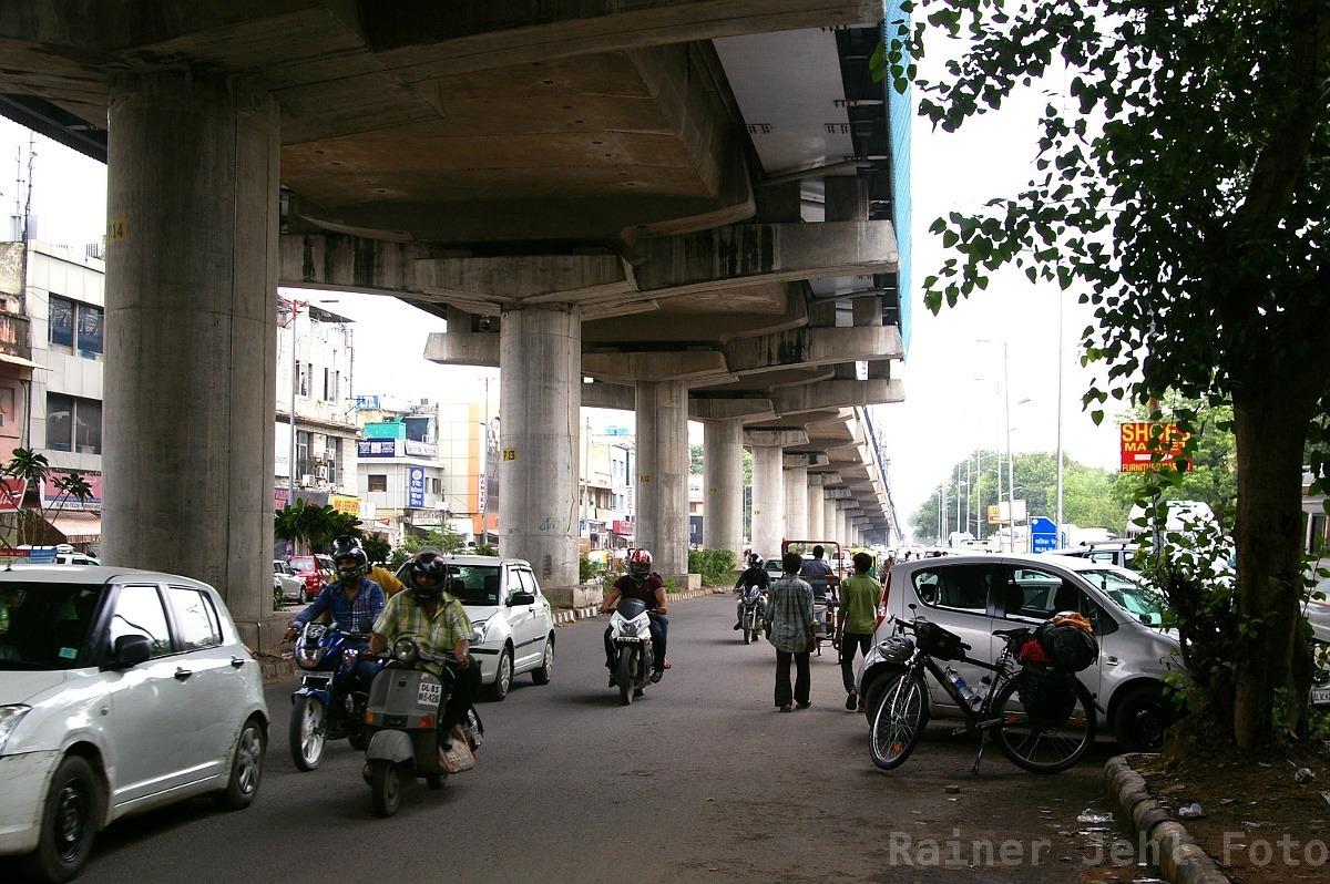New Delhi Panchkulan Road