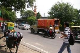 Jhandewalan Hanuman Chowk