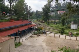 Dharampur Kalka-Shimla Railway