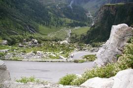 Rohtang La Rahalla Loops Rahalla Falls