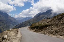 Chandra Valley Chandrabagha Range