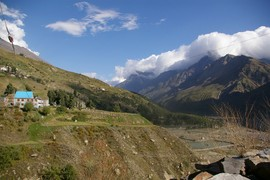 Chandra Valley Sissu Shikar Beh Range