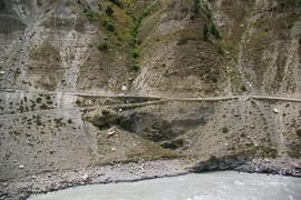 Chandra Valley Chandra River