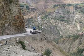 Bagha Valley near Keylong