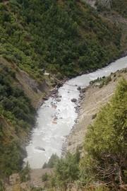 Bagha Valley Bagha River