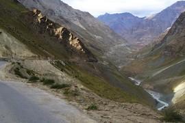 Bagha Valley Bagha River Patseo