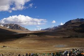 Baralacha La top 4.892 m Baralacha La South 4.940 m
